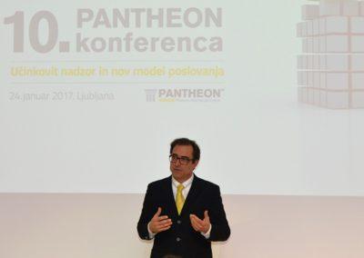 10. PANTHEON konferenca